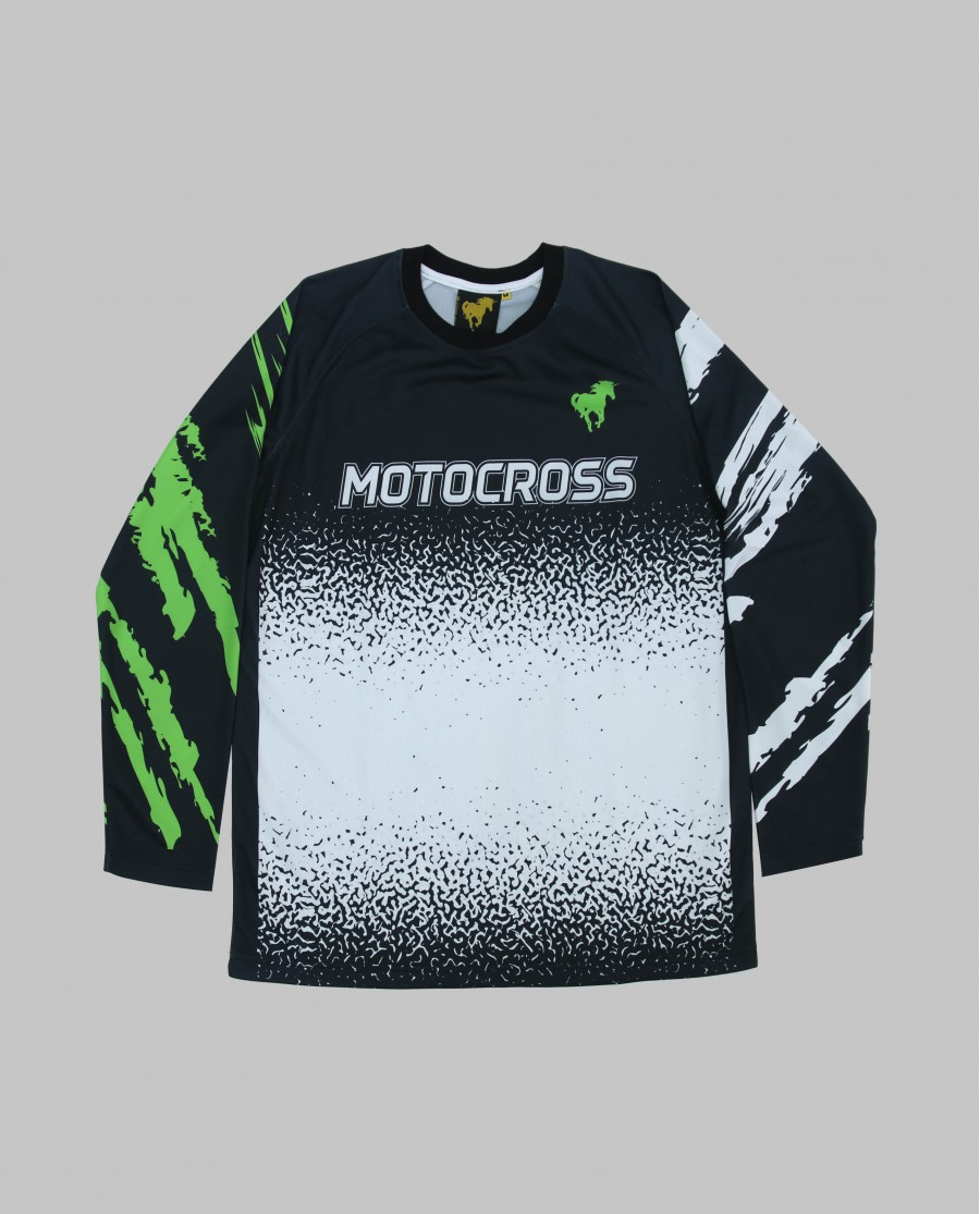 JERSEY MOTOCROSS LONG SLEEVE
